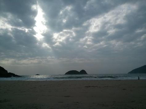 Sunrise di Pantai Ham Tim