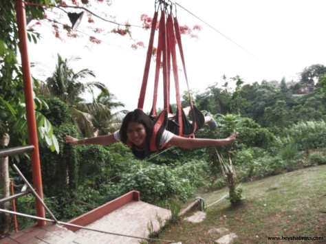 Zip Lining. Accomplished!